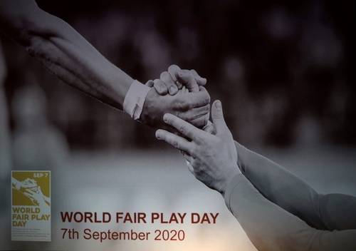 7. September - World Fair Play Day