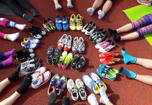 athletics unites  - sport builds friendship