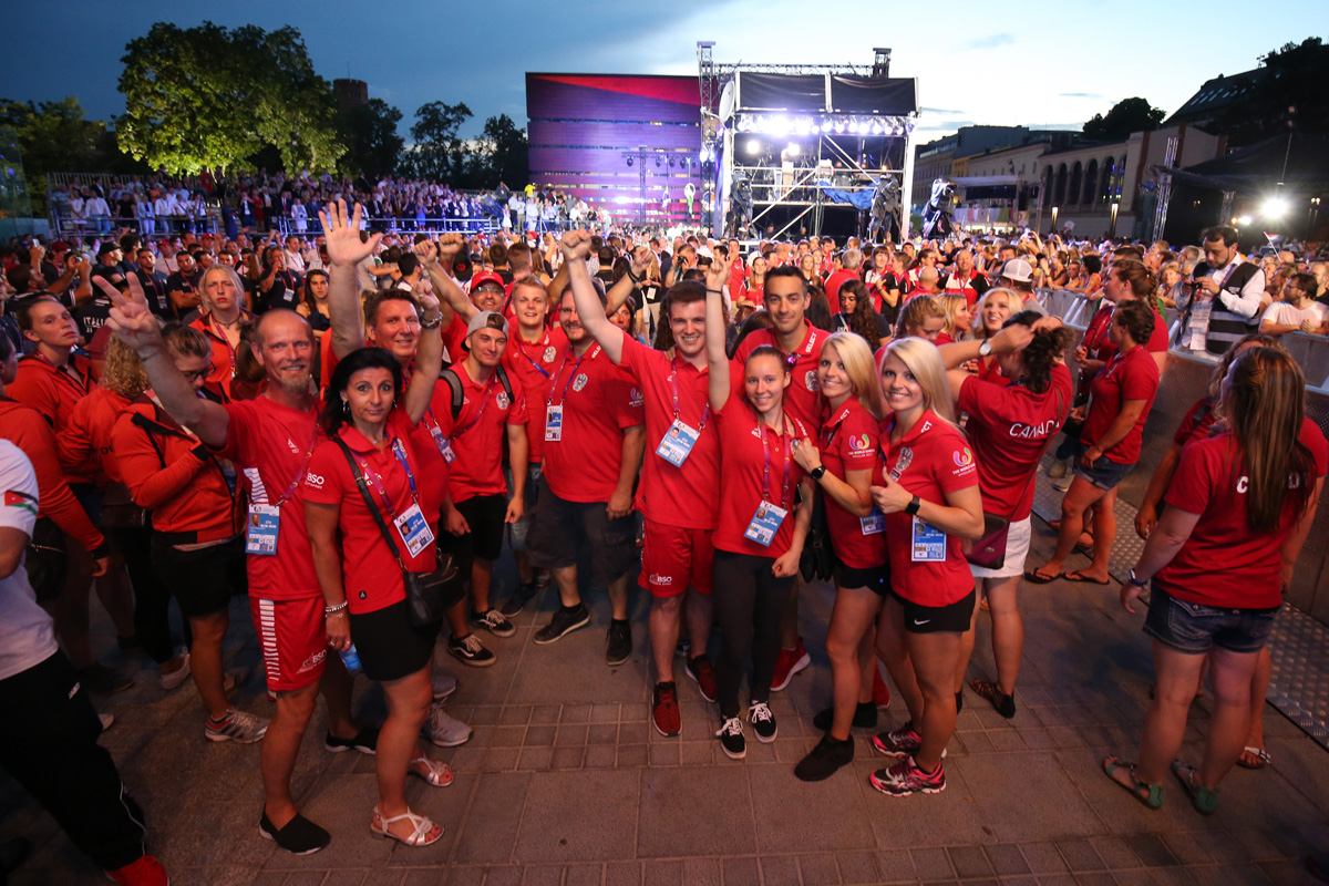 ASKÖ gratuliert der World Games Delegation
