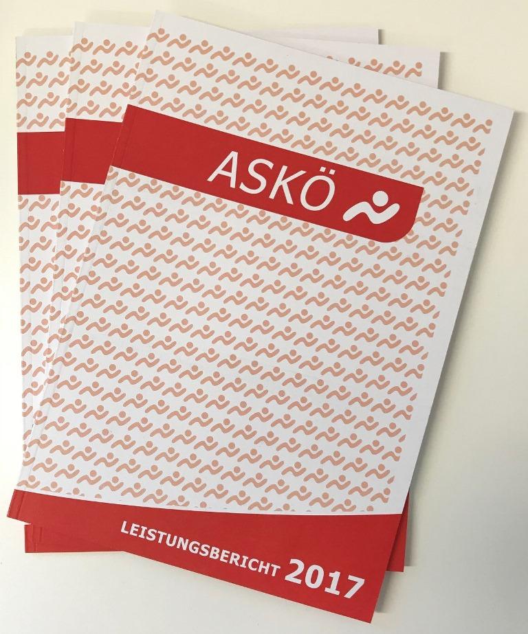 NEU: ASKÖ Leistungsbericht 2017