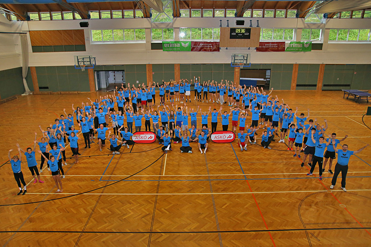 ASKÖ-Jugendsportwoche 2021