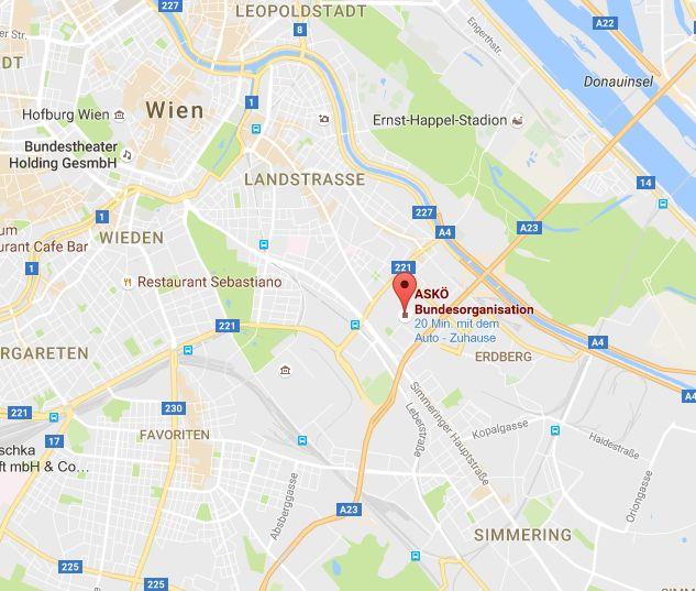google maps icon-zur Kontaktseite