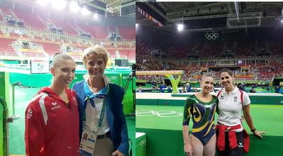 Lisa-Ecker_mit-Trainerin-Johanna-Gratt_Olympia-Trainerin-Tanja-Gratt